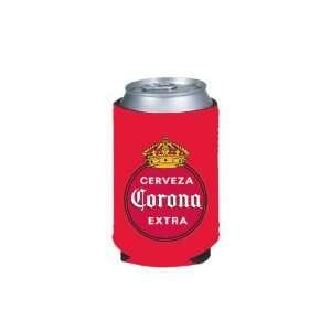 Corona Extra Cerveza Vintage Beer Can Kaddy Koozie Cooler