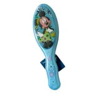 Disney Minnie Mouse Hair Care   Minnie Hair Brush Blue w/ Green Dress