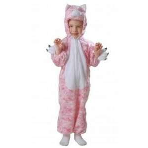 Plush Kitty Cat Halloween Dressup Play Costume Animal Xs 1