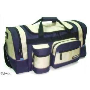 New 24 Gym Sport Duffel Duffle Travel Tote Bag Luggage