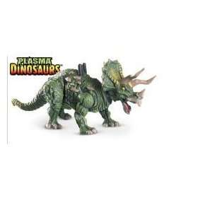 Mega Bloks Plasma Dinosaurs   Triceradar Toys & Games