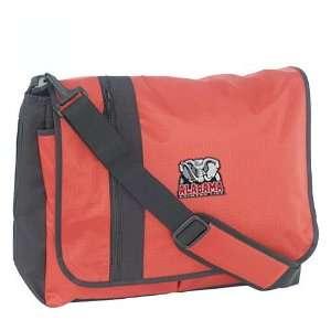 Luggage Alabama Crimson Tide Red Messenger Bag