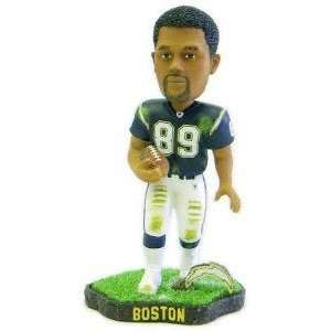 David Boston Game Worn Forever Collectibles Bobblehead