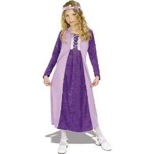 Halloween Costumes Lavender Princess Childs Costume Toys & Games