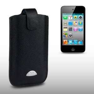 IPOD TOUCH 4 TERRAPIN GENUINE LEATHER POCKET CASE BY