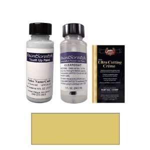 1 Oz. Amber Gold Metallic Paint Bottle Kit for 2010 Ford