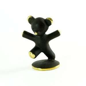 Walter Bosse Brass Bear Figurine
