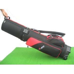 A99 Golf Travel Mate I Cover Hard Case Shell Hybrid Bag Red Grey or