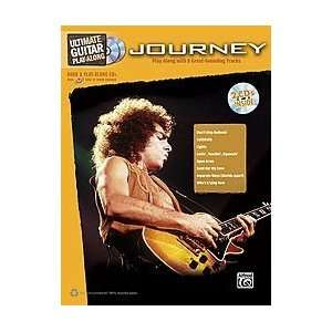 Ultimate Guitar Play Along Journey Authentic Guitar TAB (Book