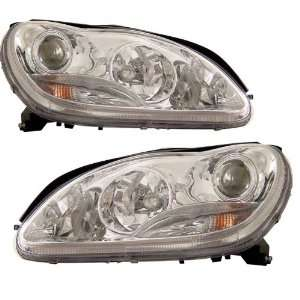 2001 Mercedes W220 KS Chrome Halo Projector Headlights Automotive