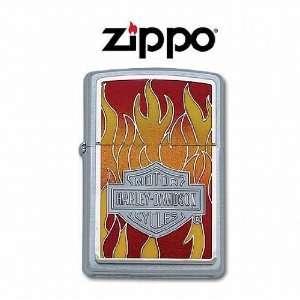 Zippo Harley Davidson Flames Z20868