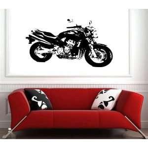 Wall Sticker Mural Vinyl Motorcycles Honda Cb 900 F Hornet S6367