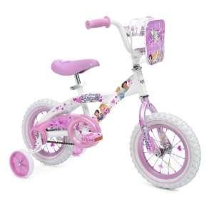 Huffy Disney Princess Girls Bike (12 Inch Wheels) Sports