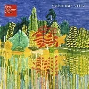 The Royal Academy of Arts Wall Calendar 2012