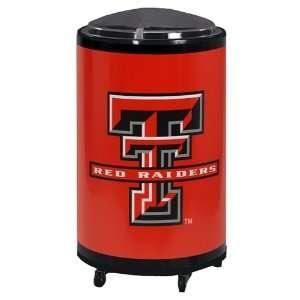 Texas Tech Patio Cooler / Ice Barrel