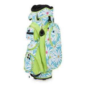 All For Color Classic Daisy Ladies Golf Bag Sports & Outdoors