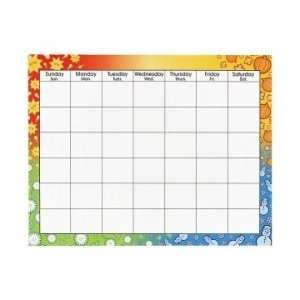 Trend Large Wipe Off Blank Calendar Chart   TEPT1170