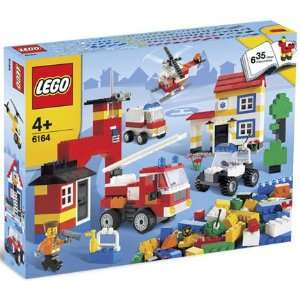 Lego Exclusive Rescue Building Set #6164  Toys & Games