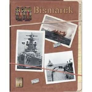 Second World War at Sea Bismarck Toys & Games