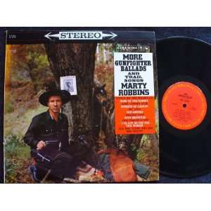 More Gunfighter Ballads & Trail Songs: Marty Robbins: Music