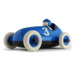 Playforever Toys Bruno Racing Car in Blue Toys & Games