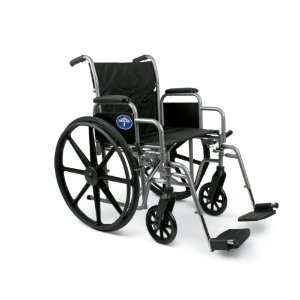Meldine MDS806600NE Wheelchair, Excel K3 Basic, 16, Dla, S