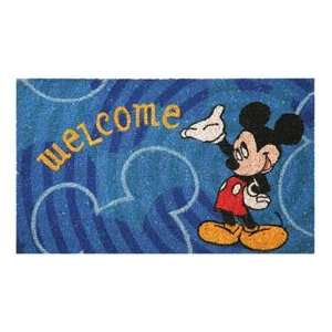 Disney Mickey Mouse Welcome Mat Electronics