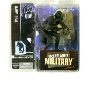 McFarlanes Military Series 1  Navy Seal Action Figure