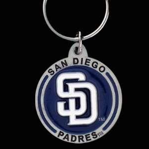 San Diego Padres Key Ring   MLB Baseball Fan Shop Sports