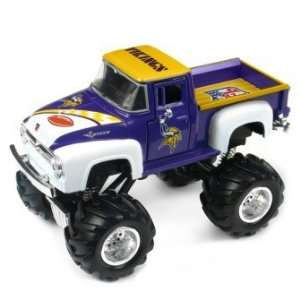 UD NFL 56 Ford Monster Truck Minnesota Vikings  Sports