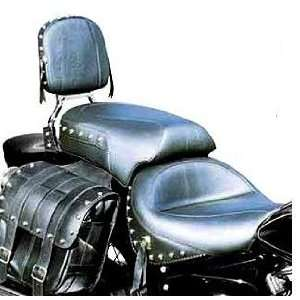 Mustang Wide Touring Seat   Studded 76640 Automotive