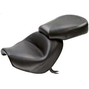 Two Piece Wide Vintage Touring Seat   C109R 08 and newer Automotive
