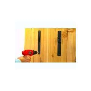 Wooden Wall and Deck Mount Display (Display Only) Sports