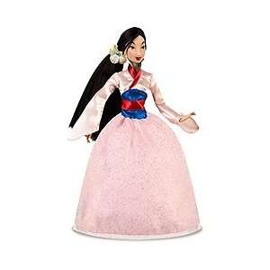 Disney Princess Exclusive 12 Doll   Mulan  Toys & Games