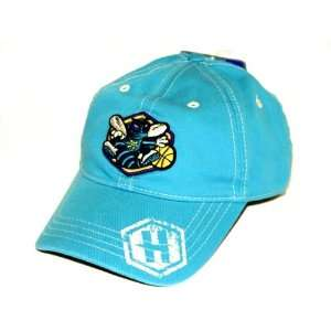 Oklahoma city hornets NBA ball cap hat   one size fit   cotton   color