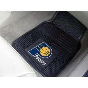 Indiana Pacers Vinyl Car/Truck/Auto Floor Mats