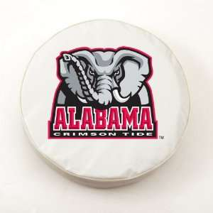 Alabama Crimson Tide College Spare Tire Covers