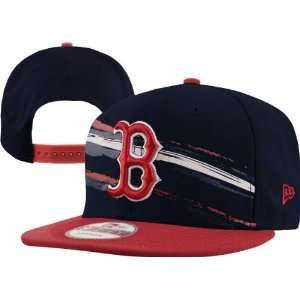 com Boston Red Sox New Era 9FIFTY Fantabulous Snapback Adjustable Hat