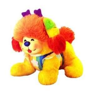 Vintage Rainbow Brite PUPPY BRITE Large Plush (1983) Toys