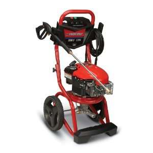 Troy Bilt 2500 PSI 2.3 GPM Gas Pressure Washer 20421