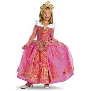 Kids Prestige Disney Princess Aurora Costume Toys & Games