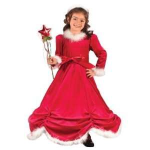 Christmas Princess Child Costume Toys & Games