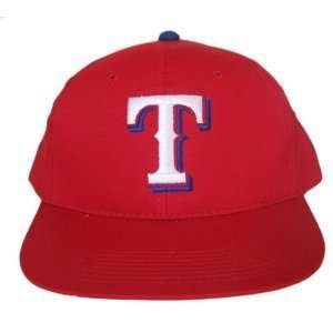 MLB Texas Rangers Snapback Hat Cap   Red