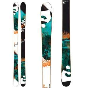 Salomon Pro Pipe Skis 2011:  Sports & Outdoors