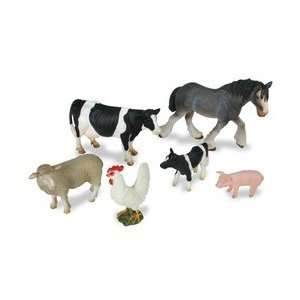 Schleich Nature Set   Farm Animals  Toys & Games