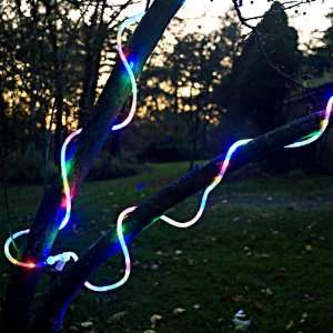 Indoor/Outdoor Color Changing LED 9 ft Rope Light