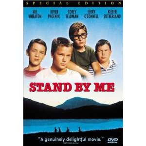 Stand By Me (Special Edition) Wil Wheaton, River Phoenix
