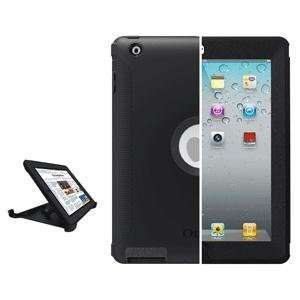 OtterBox Defender Series f/Apple iPad 2   Black