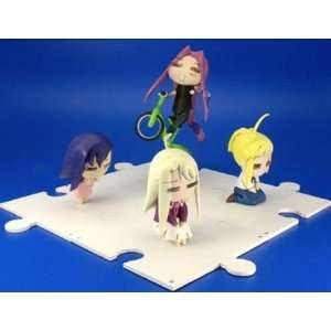 Fate/Stay Night Figure Set of Four Toys & Games