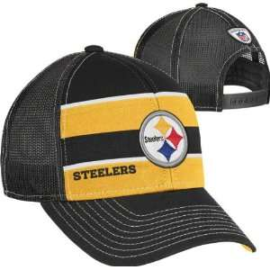 Reebok Pittsburgh Steelers Womens Player Trucker Hat One